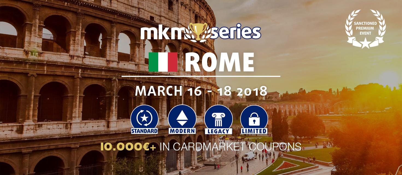 MKM Series Frankfurt 2018