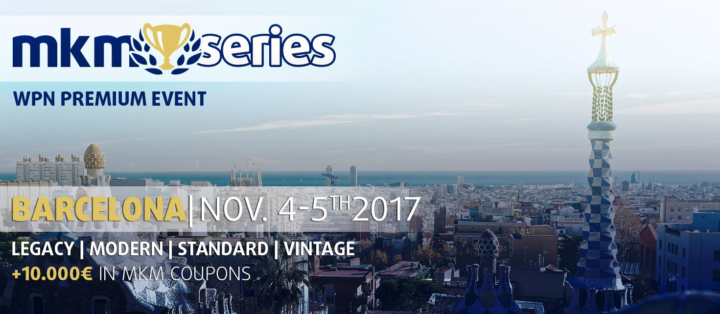 MKM Series Hamburgo 2017
