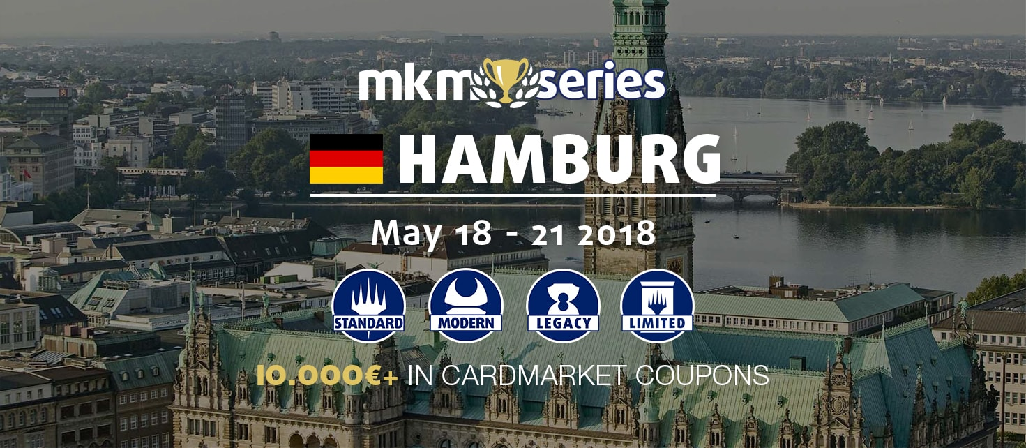 MKM Series Hamburg 2018