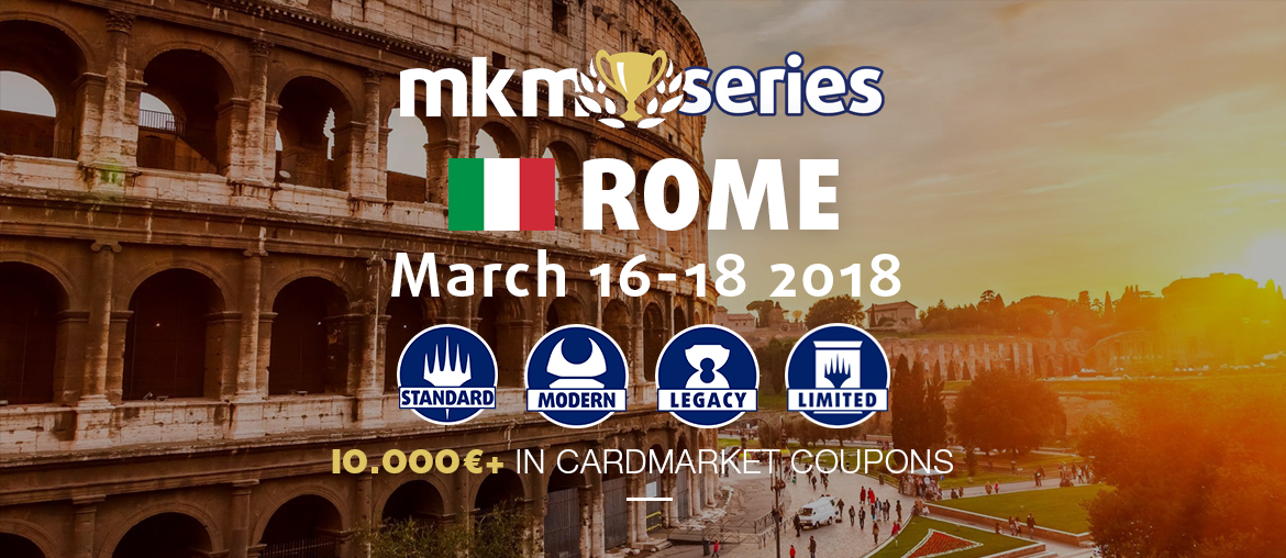 MKM Series Paris 2018