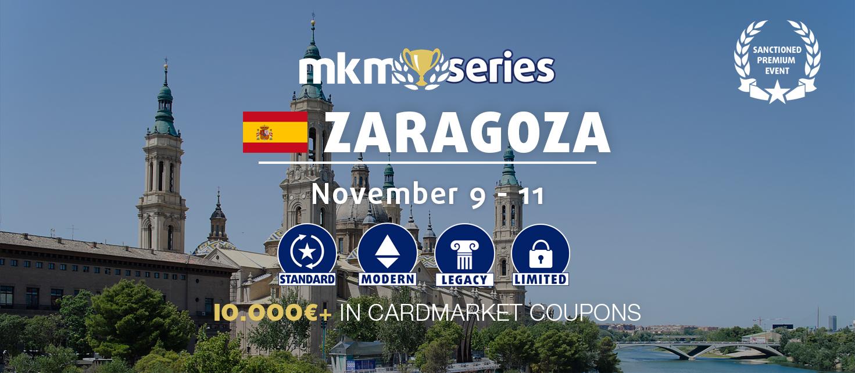 MKM Series Zaragoza 2018