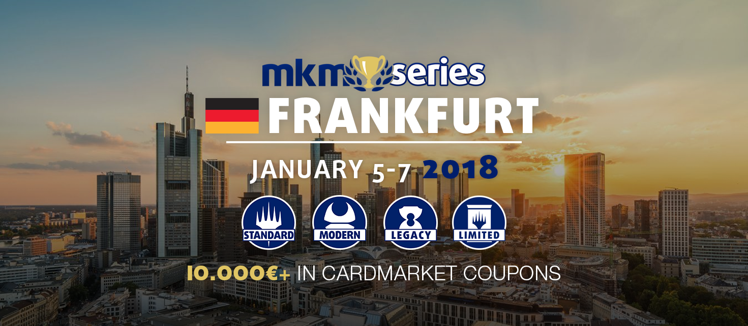 MKM Series Francoforte 2018