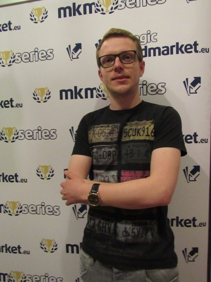 He added a second Top 8 at the Legacy main event of the MKM Series Frankfurt in 2016!