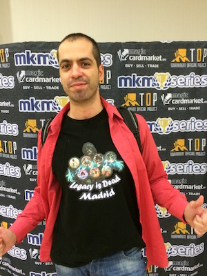 Coverage MKM Series Madrid 2015 - Legacy - Cardmarket Series