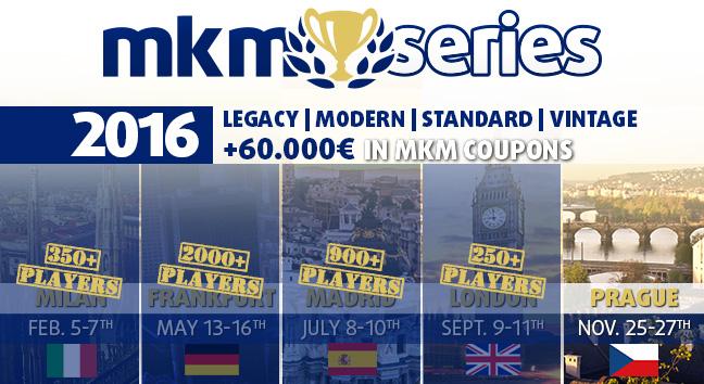 Poster MKM Series