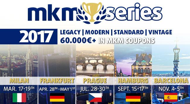 Banner MKM Series 2017