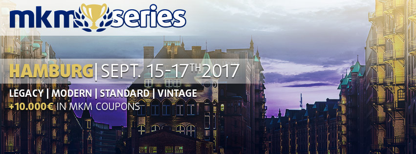 MKM Series Hamburg 2017