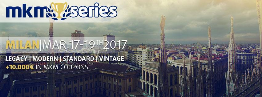 MKM Series Milano 2017