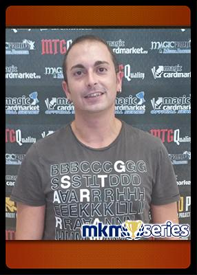 Carles Minion - Top 8 MKM Series Toulouse - Vintage