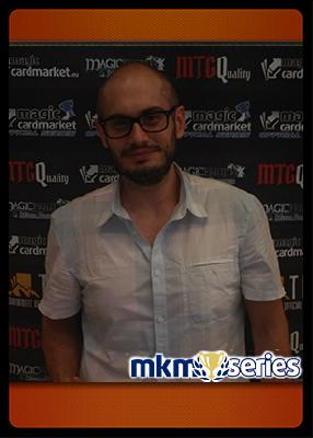 Marc Bertolin first advanced to the Top 8 at MKM Series Rome in 2015!