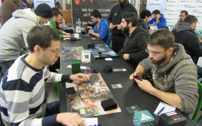 Deck Tech: Andreas Dippon's Busted LD