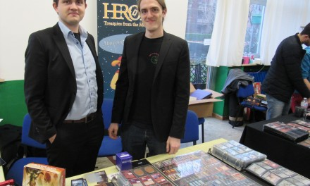 Feeling the Pro Tour effects with Herold