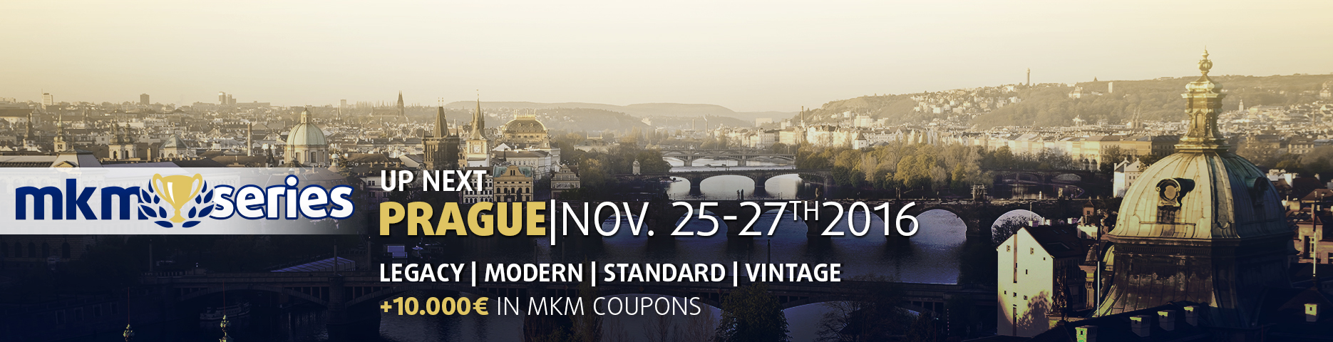 MKM Series Prague 2016
