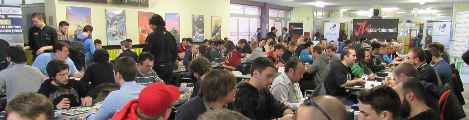 108 players showed up at the last day of competition at MKM Series Milan!
