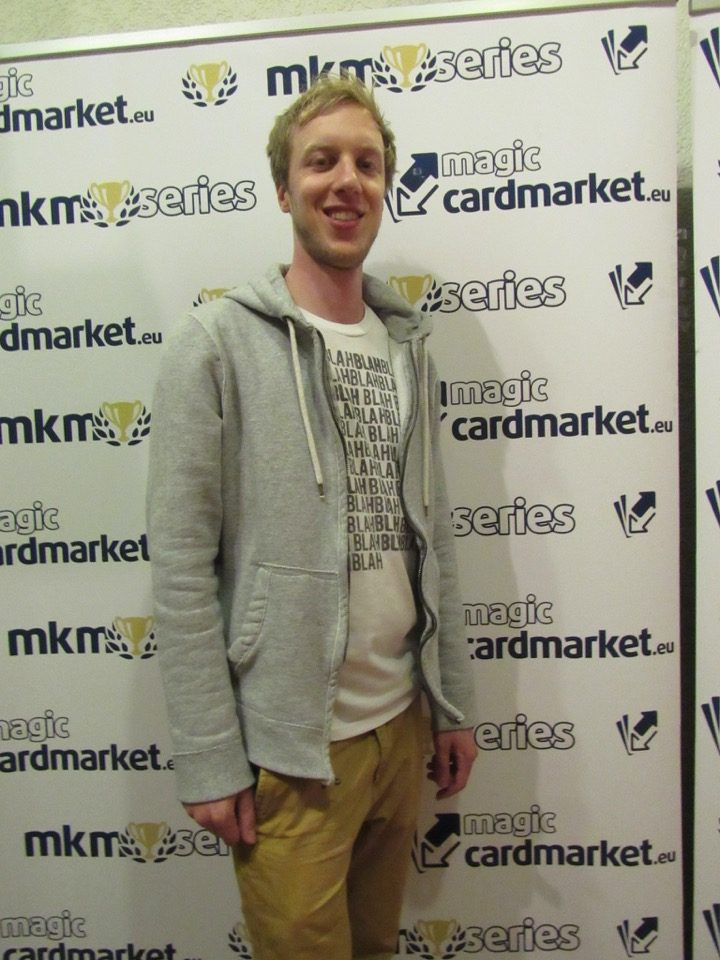 Fabian Görzgen advanced to the Top 8 of the Legacy main event of the MKM Series Frankfurt 2016!