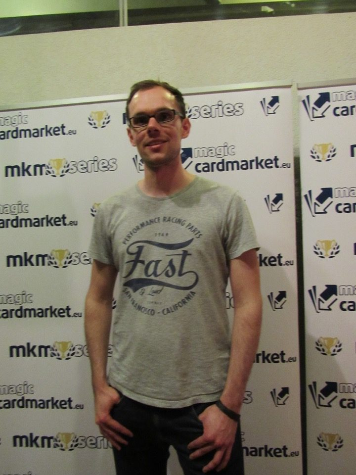 Tobias Debatin secured a spot in the Top 8 of the Modern main event at MKM Series Frankfurt 2016!