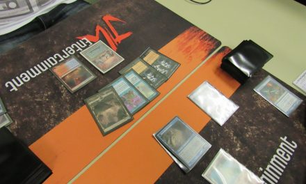 Semifinals: Immanuel Kurz with Doomsday vs. Julian Nazarenus with Delver