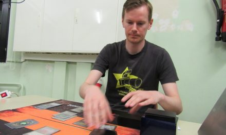 Finals: Immanuel Kurz vs. Mikael Linden