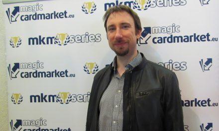 Interview with Julien Berteaux