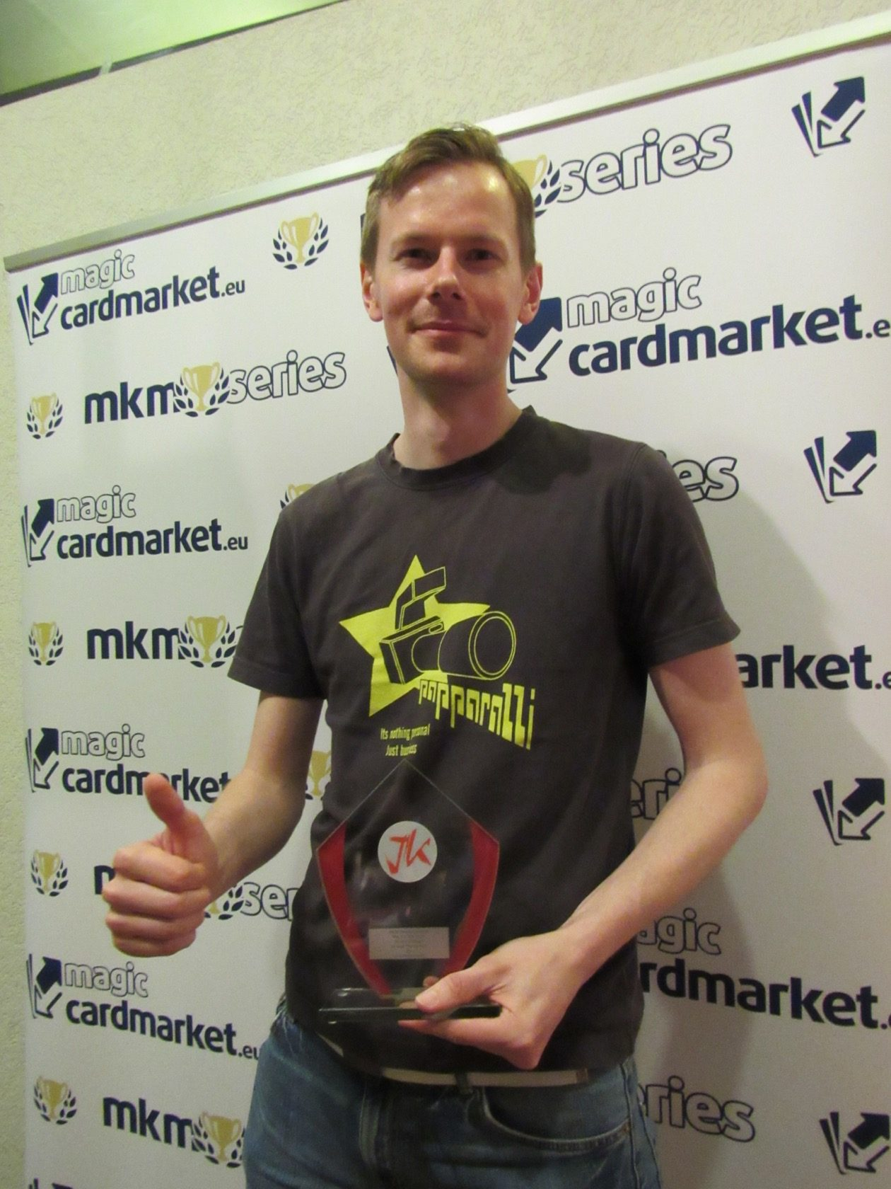 Mikael Linden became a two-time MKM Series Champion today!