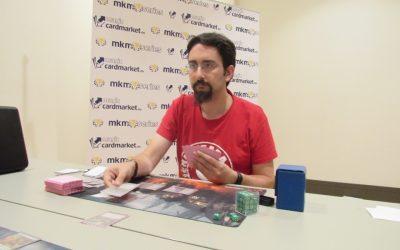 Round 9: Omar Diez vs. Cristian Retuerta