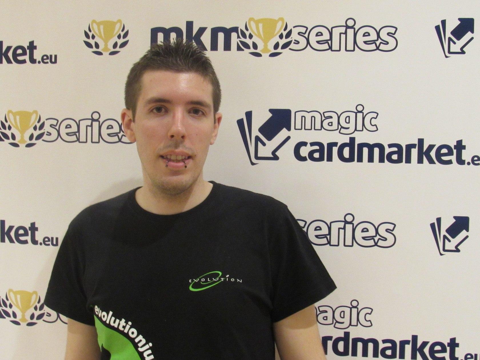 Rodrigo Togores won a number of MKM Series events