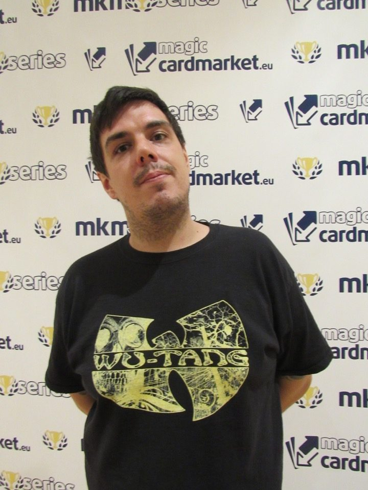 Ignacio Gonzalez Checa advanced to the Top 8 of our Standard main event at MKM Series Madrid in 2016!