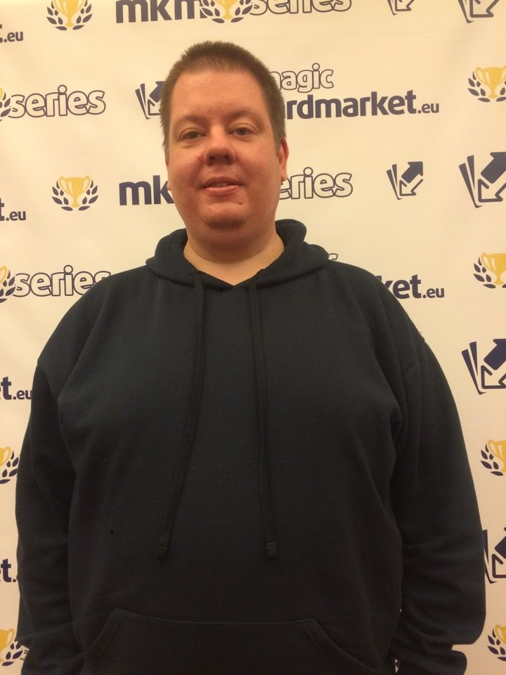 Mikael Johansson advanced to the Top 8 of the Vintage main event of the MKM Series London 2016. Find out more about him on his player profile.