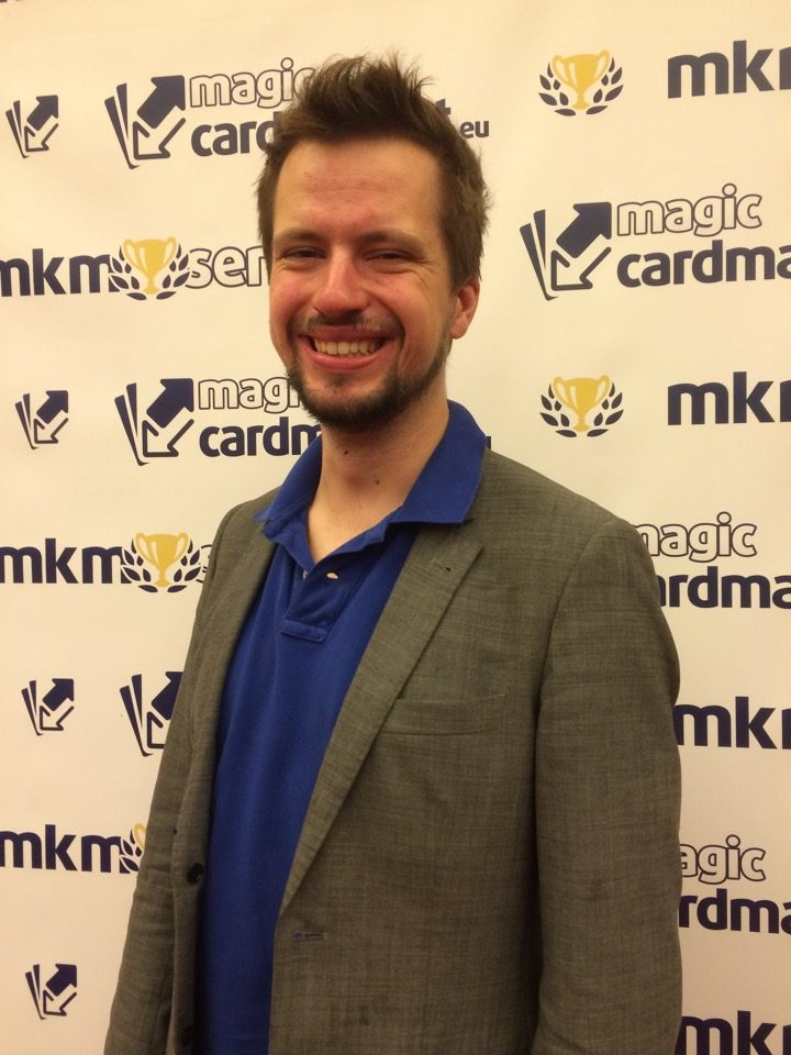 Richard Coates advanced to the Top 8 of the Modern main event of the MKM Series London 2016. Find out more about him on his player profile.