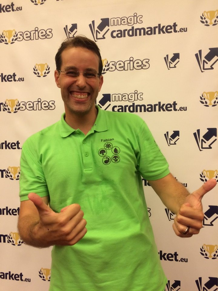 Fabian Brand advanced to the Top 8 of the Modern main event of the MKM Series London 2016. Find out more about him on his player profile.