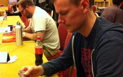 Quarterfinal: Stuart Schaum vs. Mikael Linden