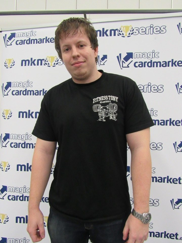 Ivan Gruber advanced to the Top 8 of the Modern main event at the MKM Series Prague 2016!
