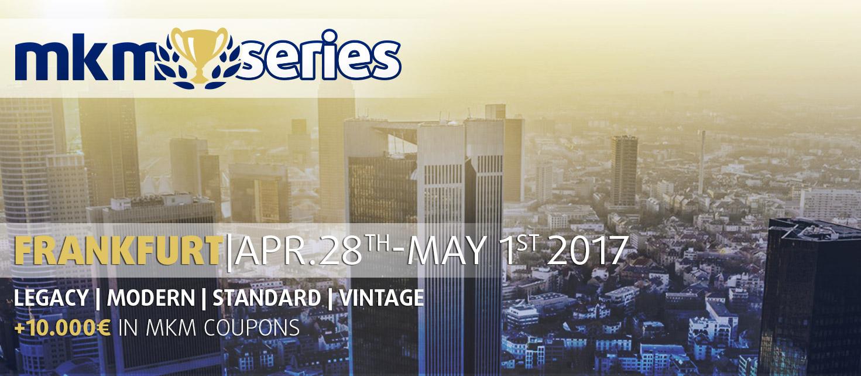 MKM Series Frankfurt 2017