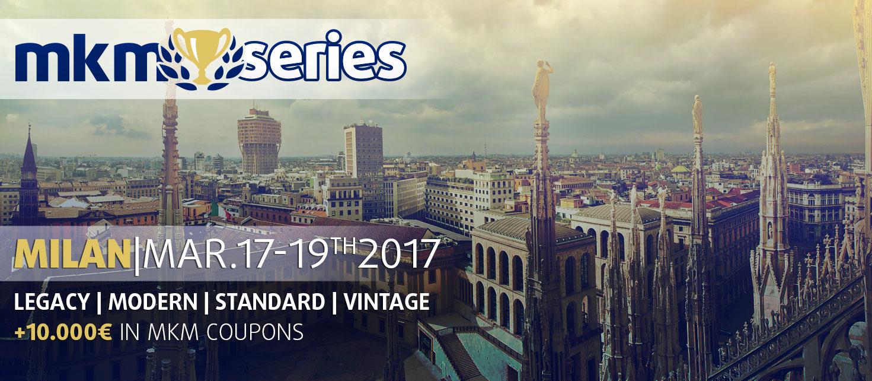 MKM Series Milan 2017