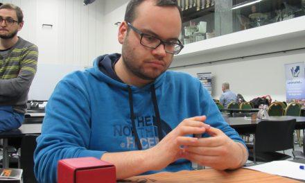 Quarterfinal: Marius Hausmann vs. Štěpán Dudešek