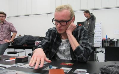 Semifinal: Robert Rettenbacher vs. Philipp Schmidt