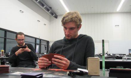 Final: Philipp Schmidt vs. Štěpán Dudešek