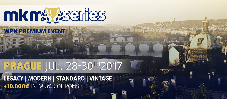 MKM Series Praga 2017