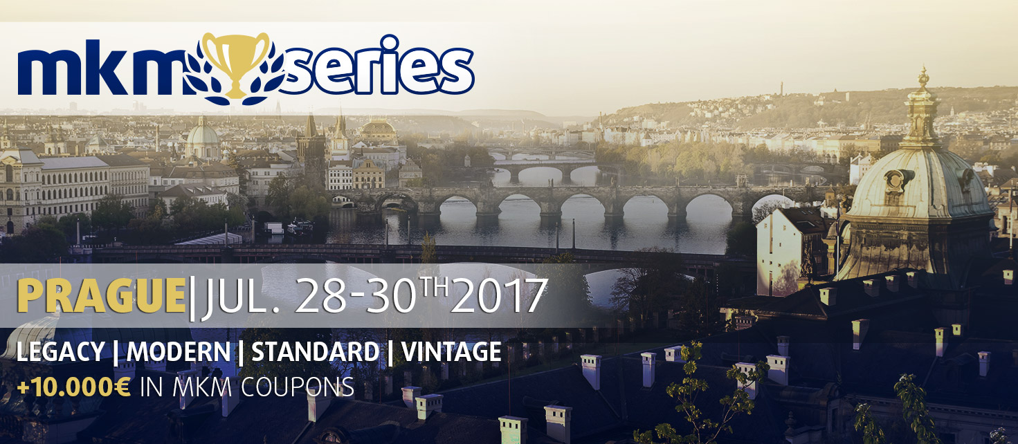 MKM Series Prague 2017