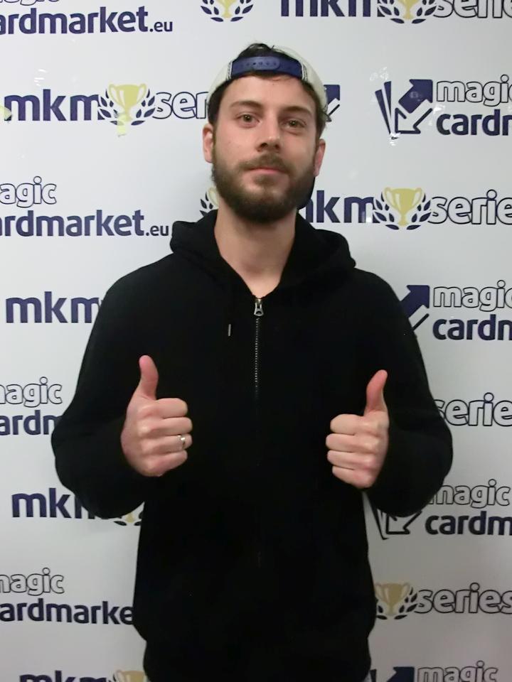 Mathieu Haas