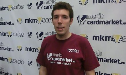 The Race for the MKMS Power 8: Rodrigo Togores