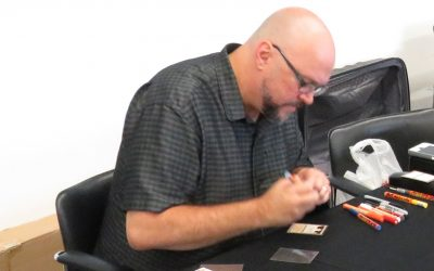 Video: Interview with Magic artist Mark Poole
