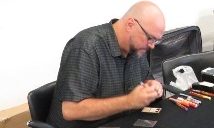 Video: Interview with <em>Magic</em> artist Mark Poole