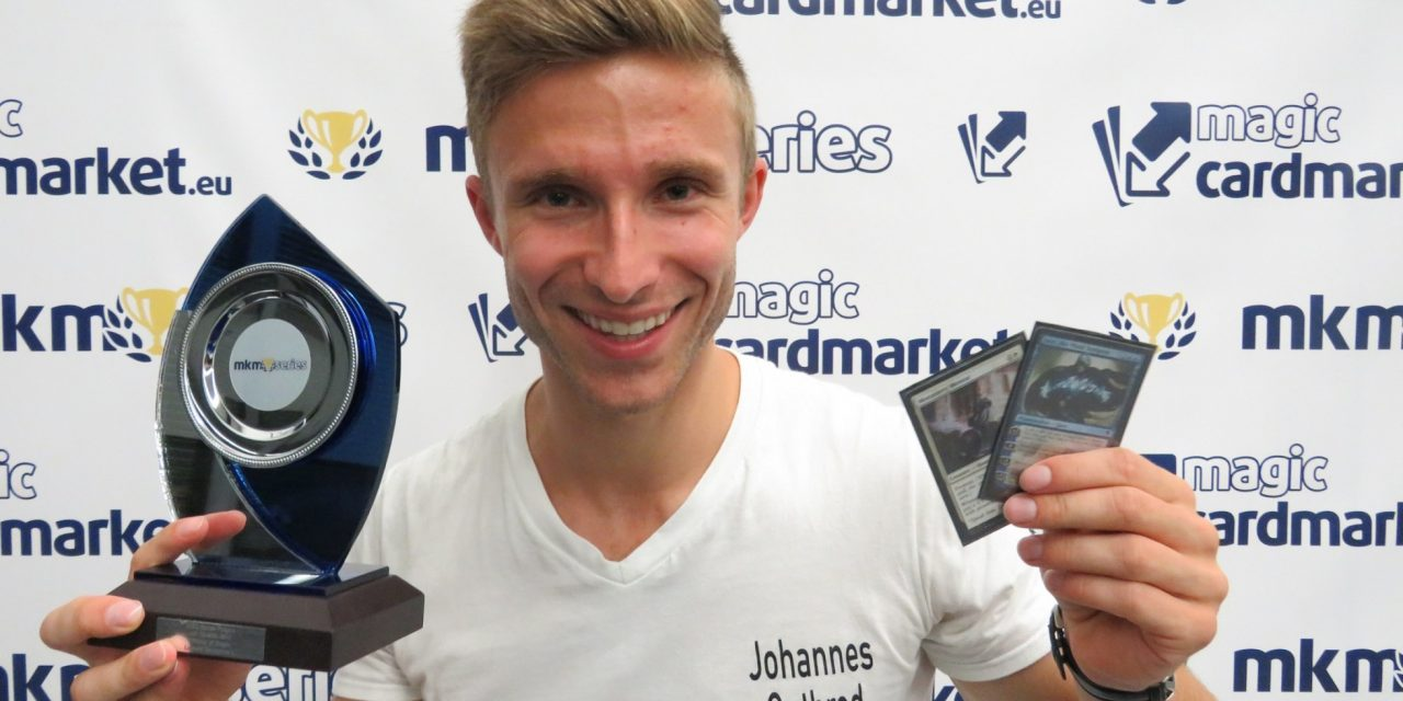 Playing for Power 8: Johannes Gutbrod, the Legacy Master