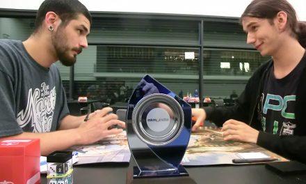 Final: Fabian Ghafouri vs. Lukas Paugsch
