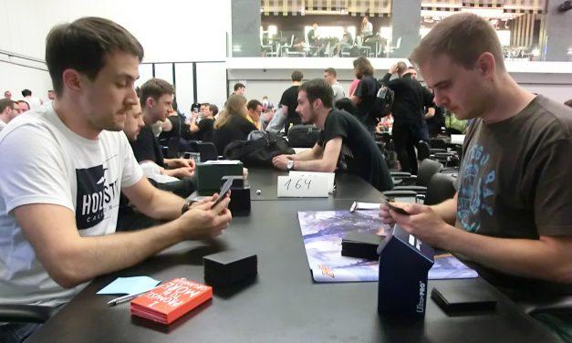 Quarterfinal: Michal Kluczek vs. Jens Gerstenberg