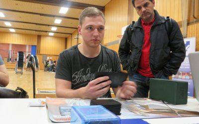 Video Feature Match: Quarterfinal – Ole Walkenhorst vs. Marius Bender