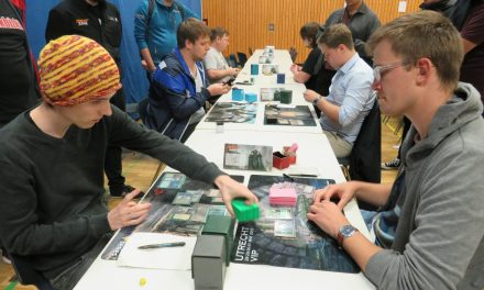 Quarterfinal: Nicklas Krull vs. Michel Kohn
