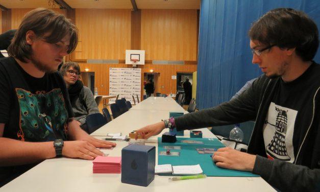 Semifinal: Jonas Nieke vs. Lukas Bühlbecker