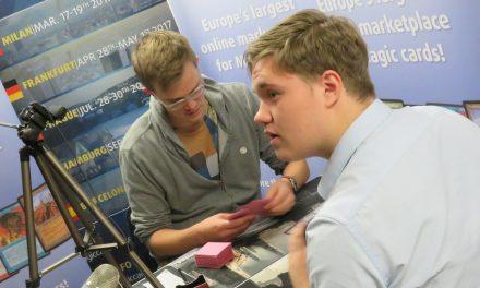 Video Feature Match: Semifinal – Michel Kohn vs. Karl Oskar Persson